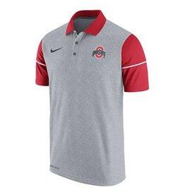 Nike Ohio State University Sideline Polo