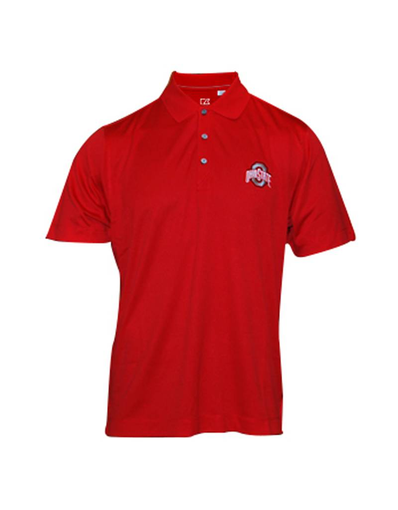 Cutter & Buck Ohio State University Drytec Glendale Polo