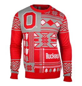 Ohio State University Christmas Ugly Sweater