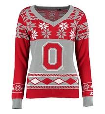 Ohio State University Women's Ugly Sweater