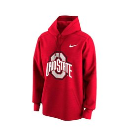 Nike Ohio State University Primary Logo Hoodie