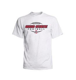 Top of the World Ohio State University 2018 Football Schedule Tee