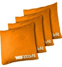 Standard Orange Regulation Cornhole Bags