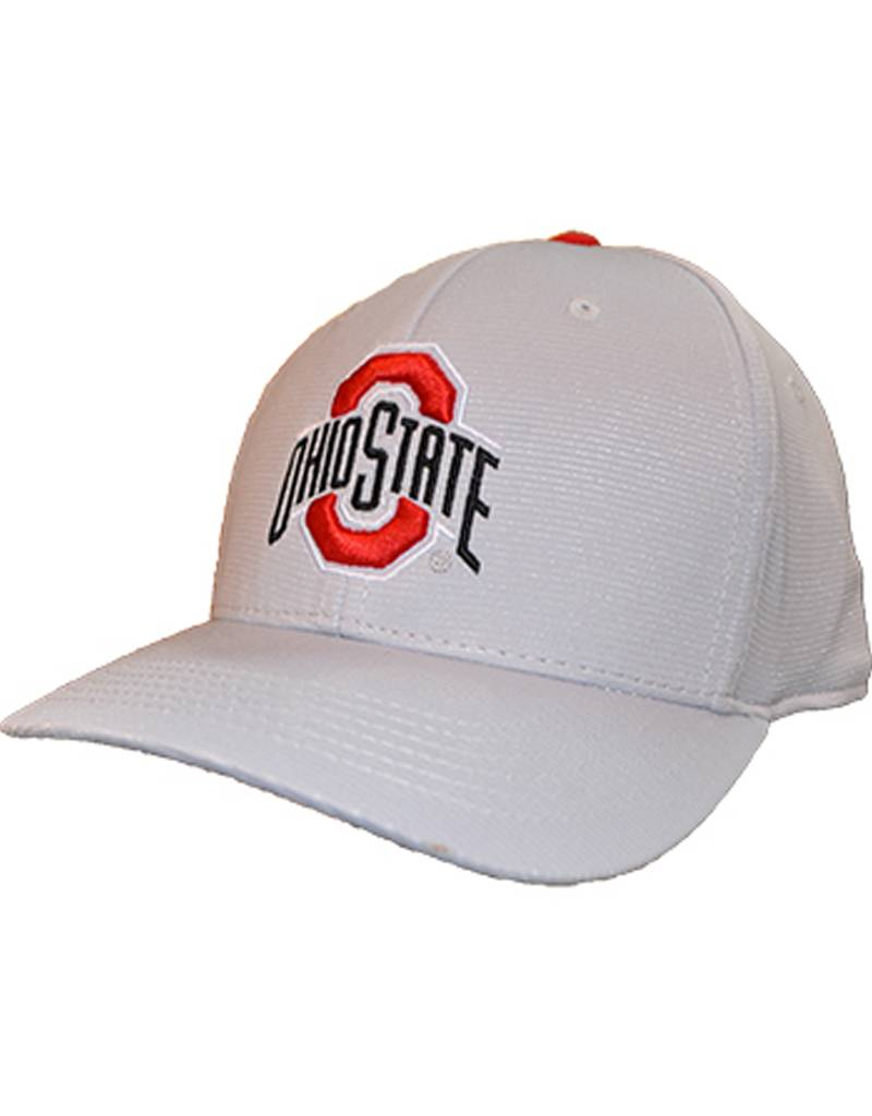 Top of the World Ohio State University Top of the World Impact 1Fit Flex Hat