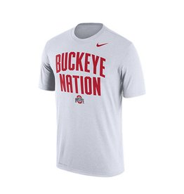Nike Ohio State University Buckeye Nation Dri-FIT Tee