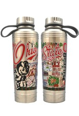Catstudio Ohio State University Stainless Steel Thermal Water Bottle