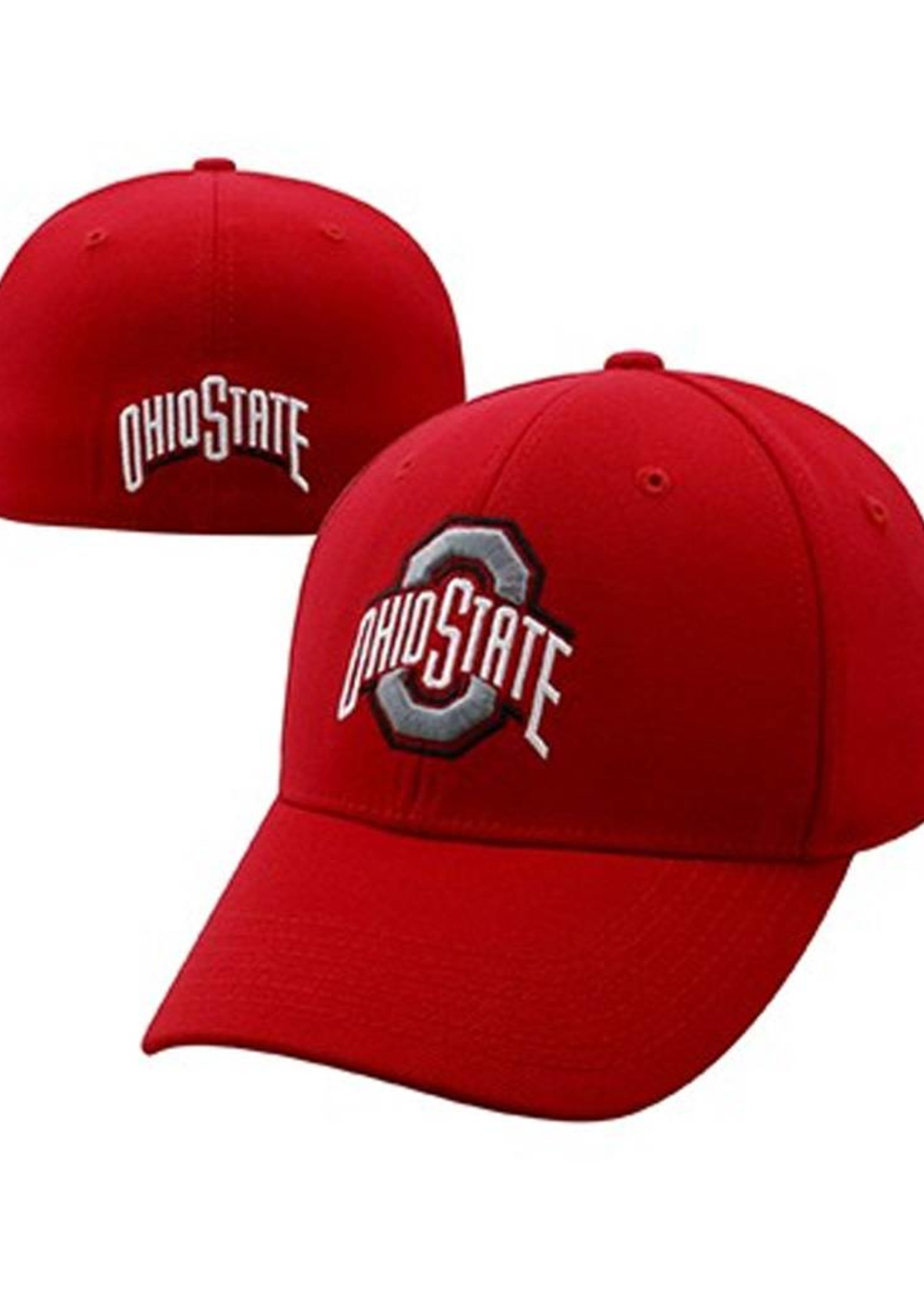 Top of the World Ohio State University Premium Memory Fit Athletic O Hat