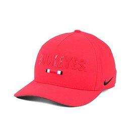 3ed21ecfc639 Nike Ohio State Buckeyes Nike Summer Swoosh Flex Cap