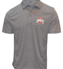 Top of the World Ohio State University Grey Polo