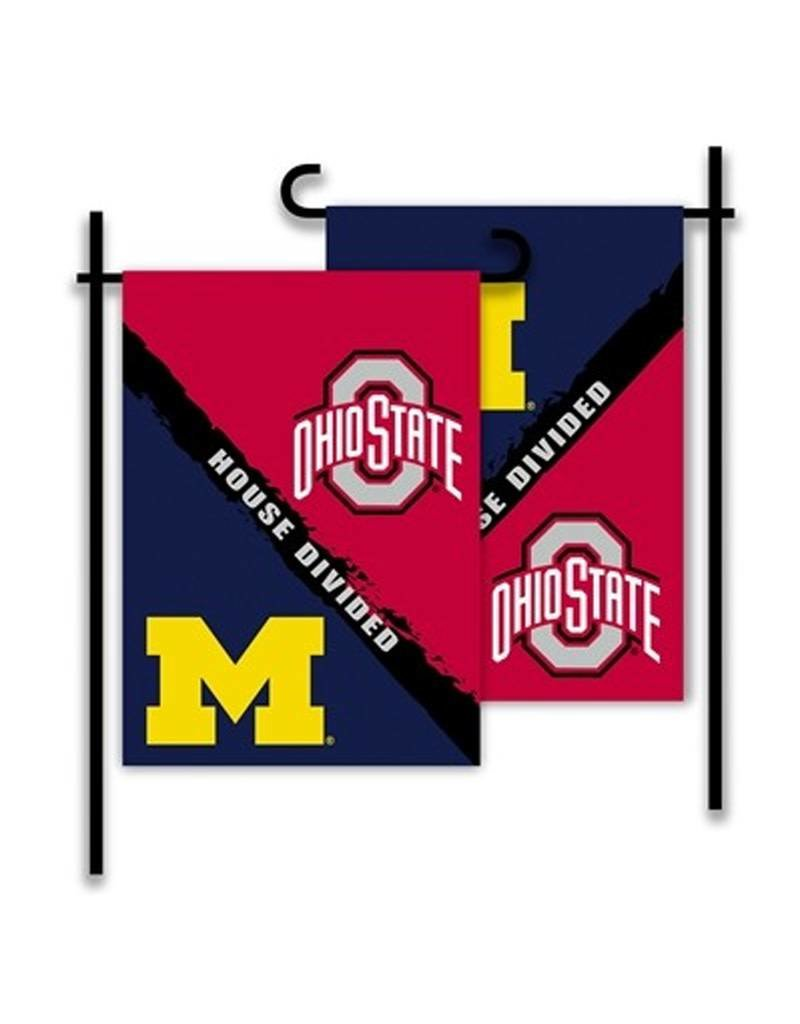 """House Divided Two - Sided Garden Flag 13""""x18"""""""