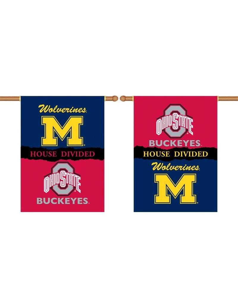 """House Divided Two - Sided Banner 28""""x40"""""""