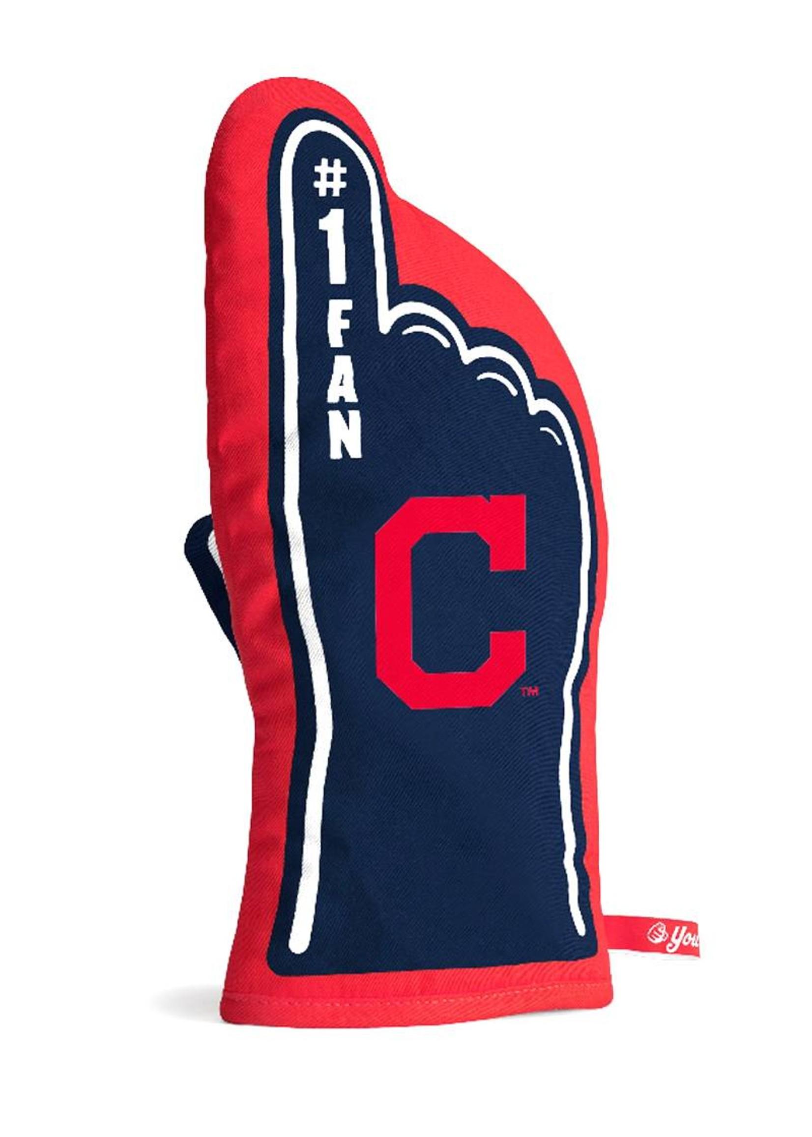 Cleveland Indians #1 Oven Mitt