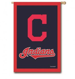 "Cleveland Indians 28""x44"" Team Flag"