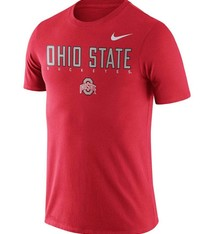 Nike Ohio State Youth Nike Facility Cotton T-Shirt