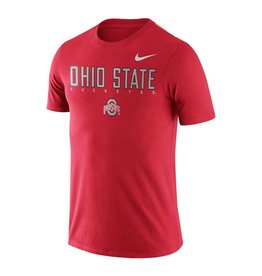 Nike Ohio State Youth Nike 2018 Facility Cotton T-Shirt