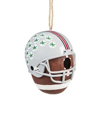 Ohio State University Football Birdhouse