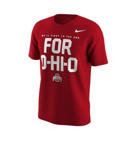 Nike Ohio State Buckeyes Nike For O-HI-O T-Shirt