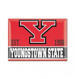 Wincraft Youngstown State Fridge Magnet
