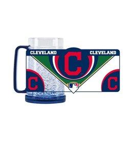 Cleveland Indians Freezer Mug