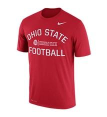 Nike Ohio State Buckeyes Nike Football T-Shirt