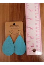 Darling Earring Caribbean Blue