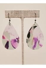 Darling Earrings Mint Floral