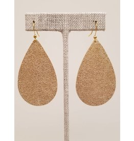 Darling Gold Goddess Earrings