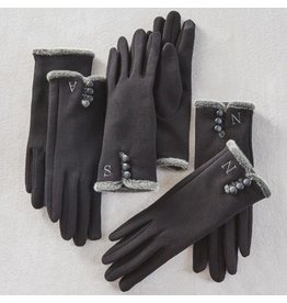 Initial Gloves B