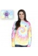 SS Tee Save the Turtle Tie-Dye XLg