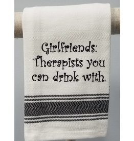 Therapists You Can Drink With Tea Towel