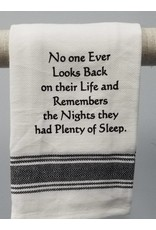 Plenty of Sleep Tea Towel