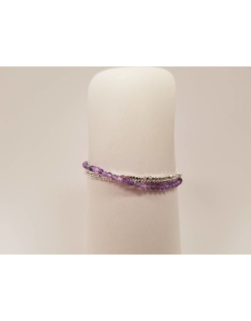 Delicate Amethyst - Protection