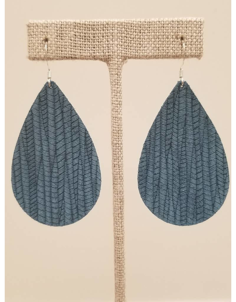 Darling Earrings Teal SugarCane