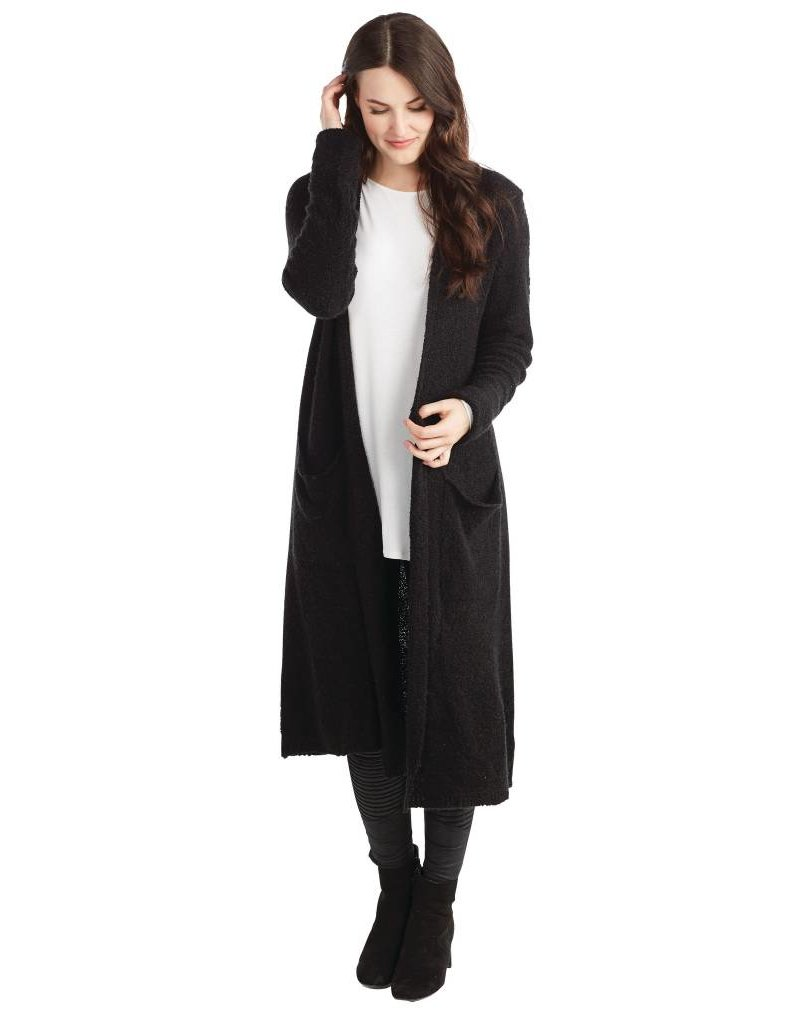 Anniston Cardigan Black Medium/Large