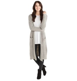 Anniston Cardigan Gray Small/Medium