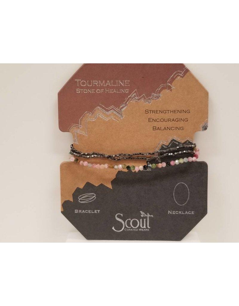 Delicate Tourmaline - Healing