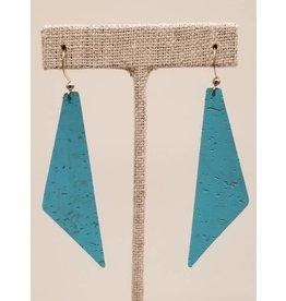 Dream Earring Caribbean Blue