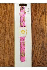 Cactus Watch Strap