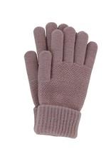 Stretch Knit Gloves Blush