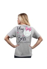 SS Tee Volleyball L