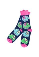 Simply Southern Socks Elephant Logo