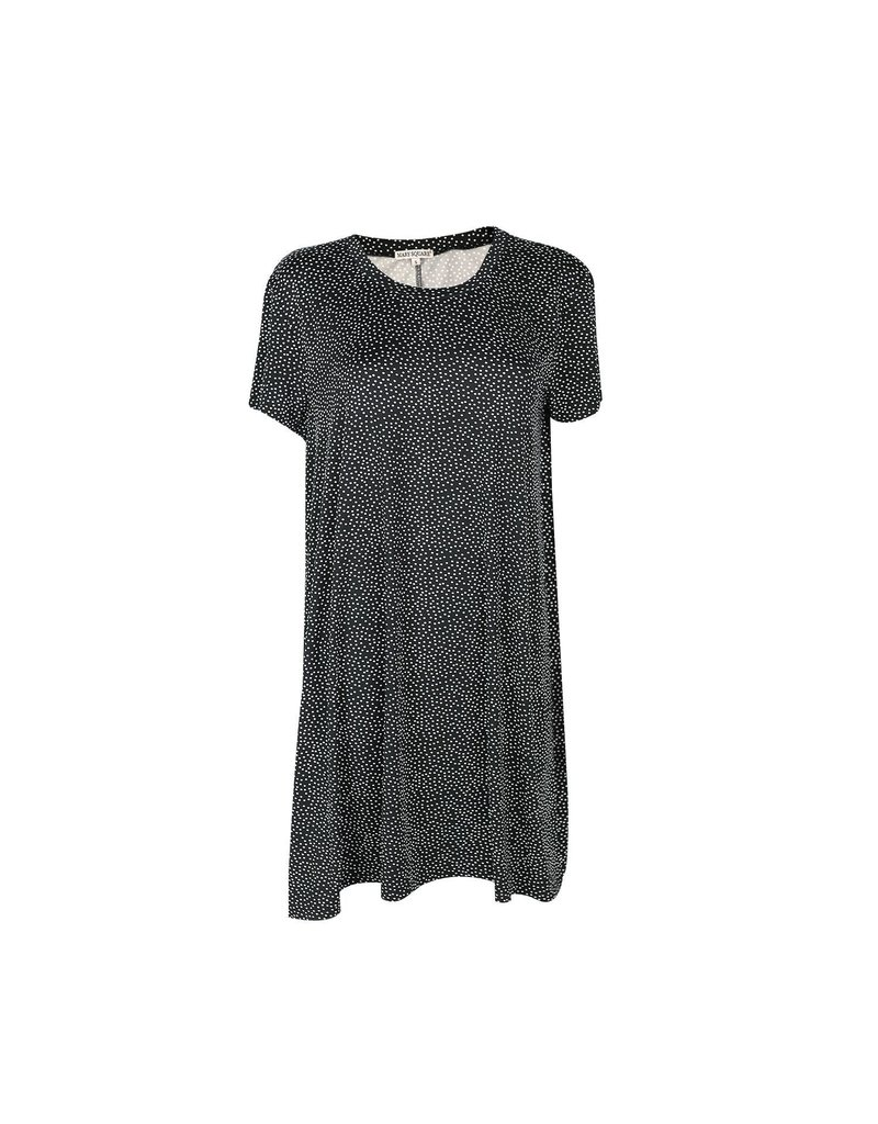 Mary Square A-Line Dress Starry Night L