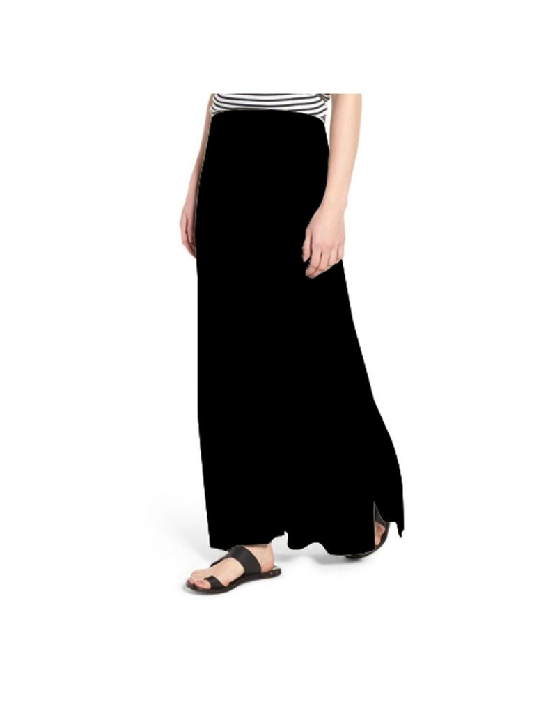 Mary Square Maxi Skirt Black S