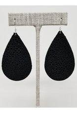 Darling Earring Sparkly Black