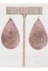 Darling Earrings Shimmer Pink