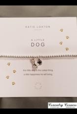A Little Dog Silver Bracelet