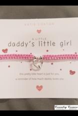 Daddy's Little Girl Bracelet