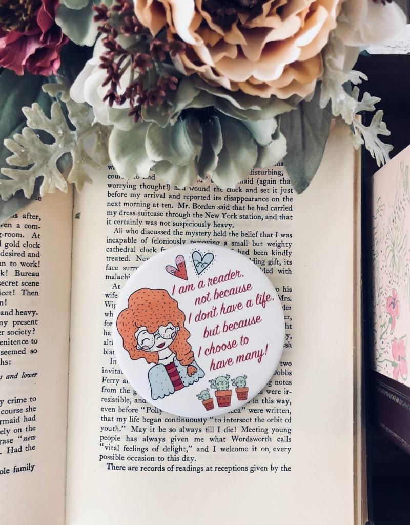 Swag - Book Lover Magnet