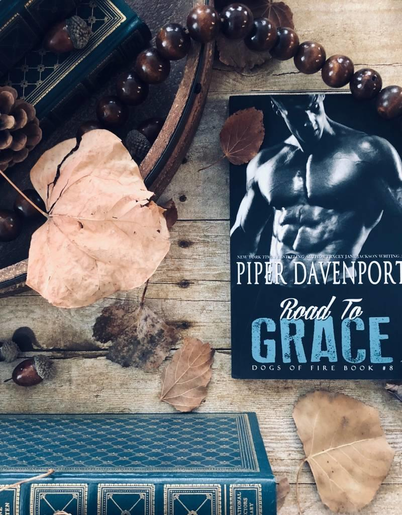 Road To Grace Book 8 by Piper Davenport - BOOK BONANZA PICKUP ONLY
