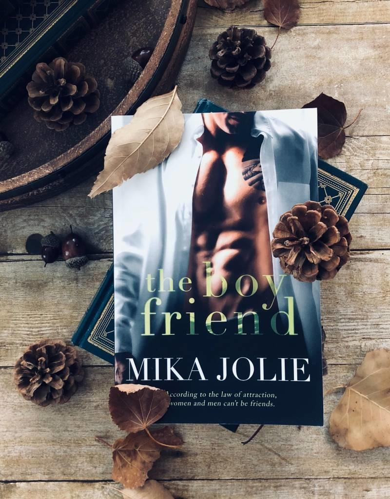 The Boy Friend by Mika Jolie